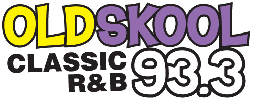 Old Skool 93.3 logo