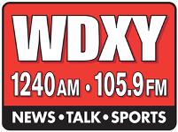 WDXY 1240 logo