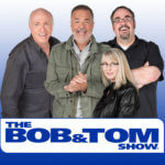 Photo of the Bob and Tom Show staff